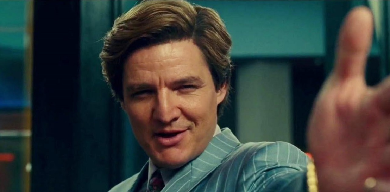 Pedro Pascal as Maxwell Lord in Wonder Woman 1984 (2020)