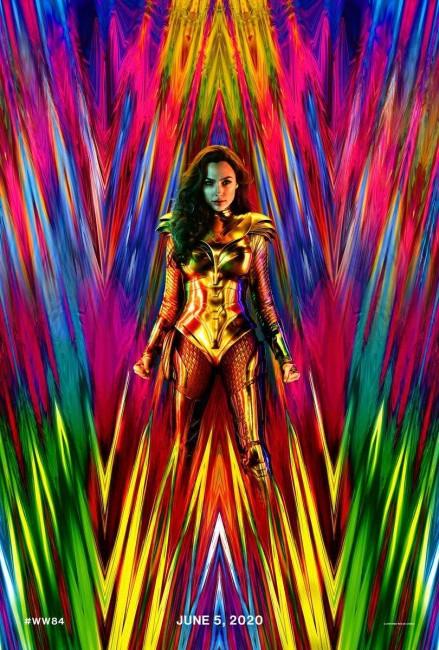 Wonder Woman 1984 (2020) poster
