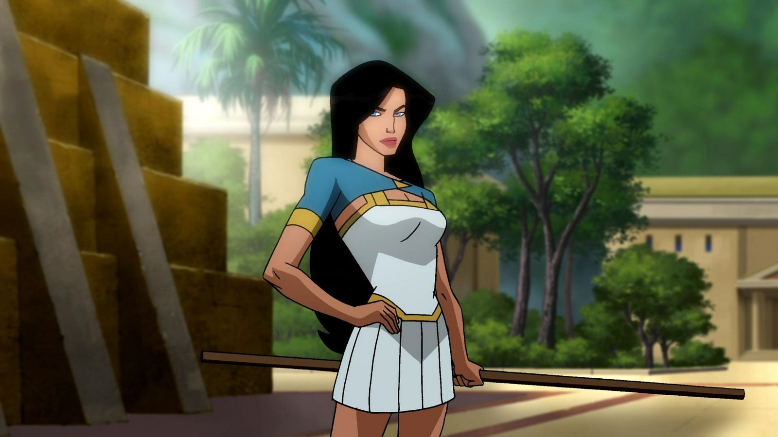 Princess Diana of Themyscira in Wonder Woman (2009)