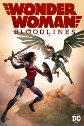 Wonder Woman: Bloodlines (2019) poster