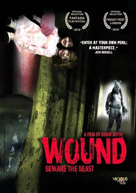 Wound (2010) poster
