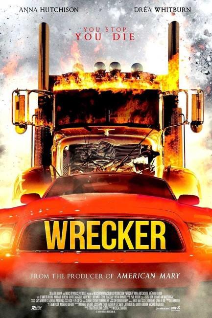 Wrecker (2015) poster
