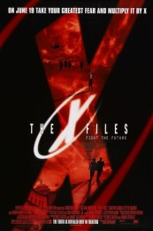 The X Files (1998) poster