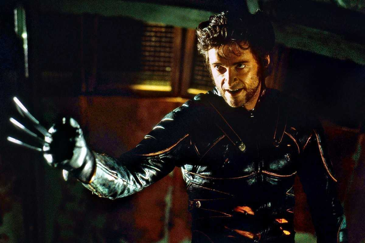 Hugh Jackman as Wolverine in X-Men (2000)