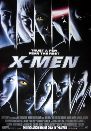 X-Men (2000) poster