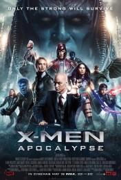 X-Men: Apocalypse (2016) poster