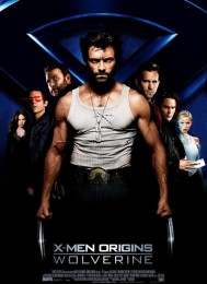 X-Men Origins: Wolverine (2009) poster