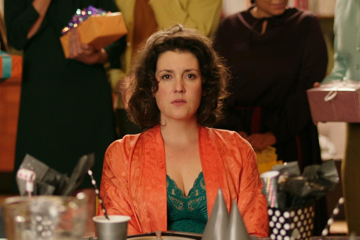 Melanie Lynskey in The Birthday Party episode in XX (2017)