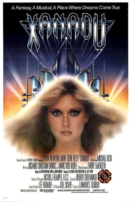 Xanadu (1980) poster