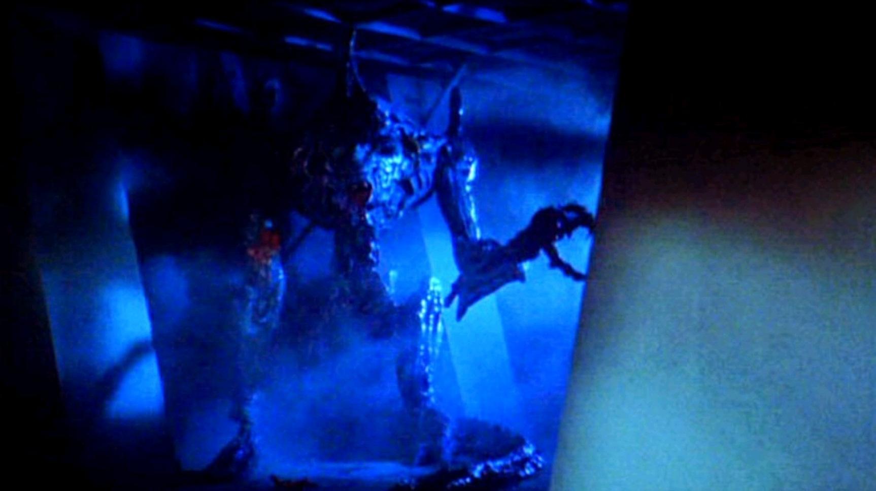 Alien creature in Xtro II The Second Encounter (1991)