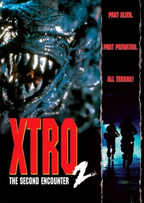Xtro II The Second Encounter (1991).poster