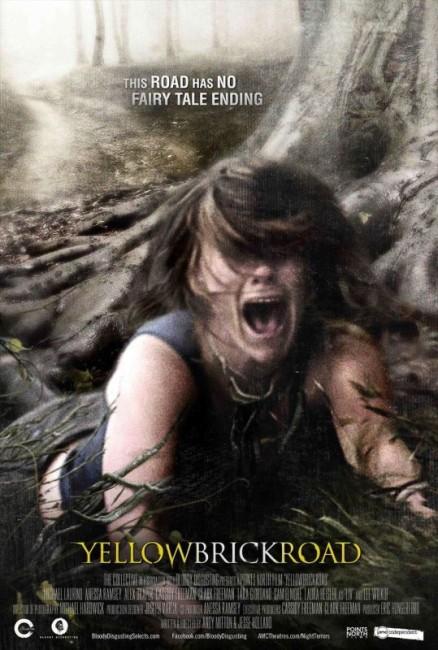 YellowBrickRoad (2010) poster