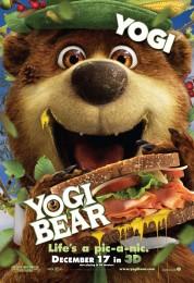 Yogi Bear (2010) poster