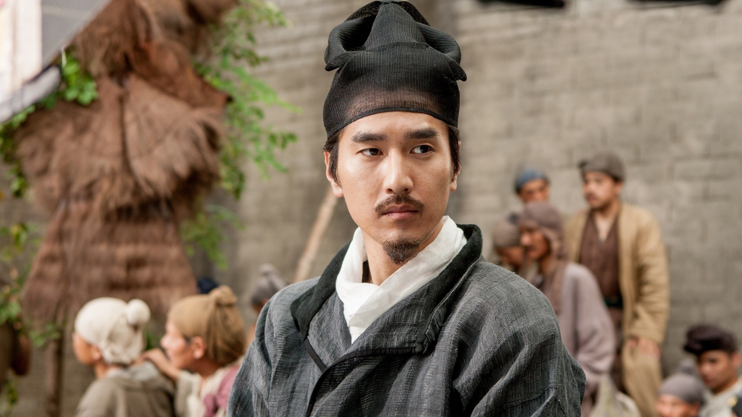 Mark Chao in Young Detective Dee: Rise of the Sea Dragon (2013)