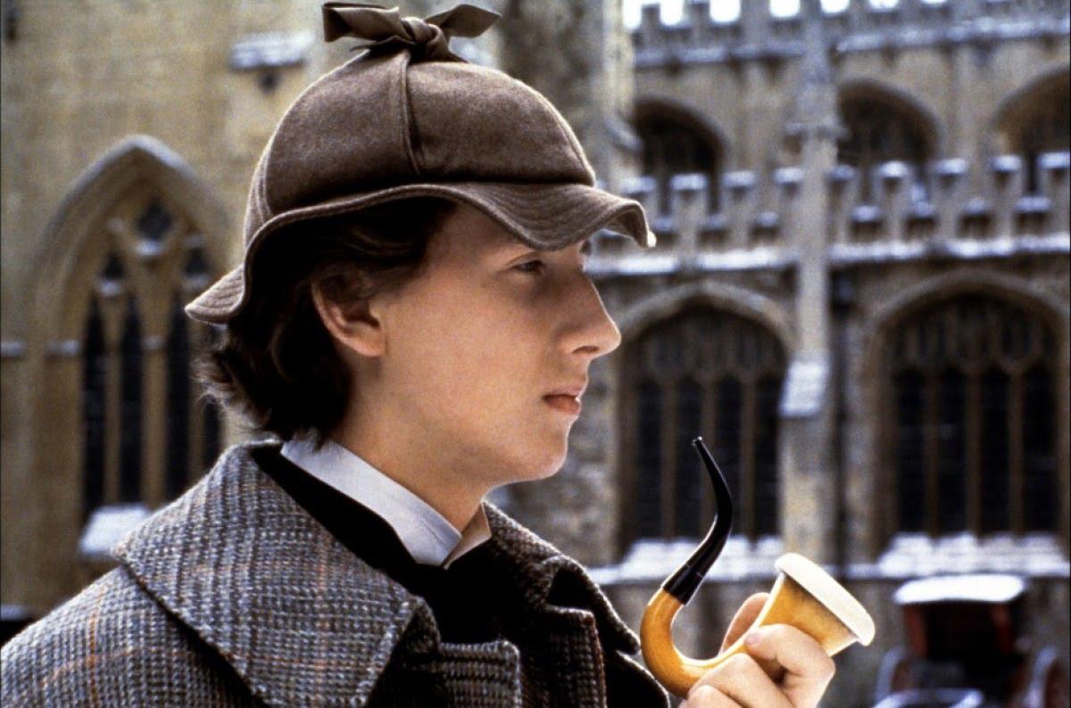 Nicholas Cox as Young Sherlock Holmes (1985)