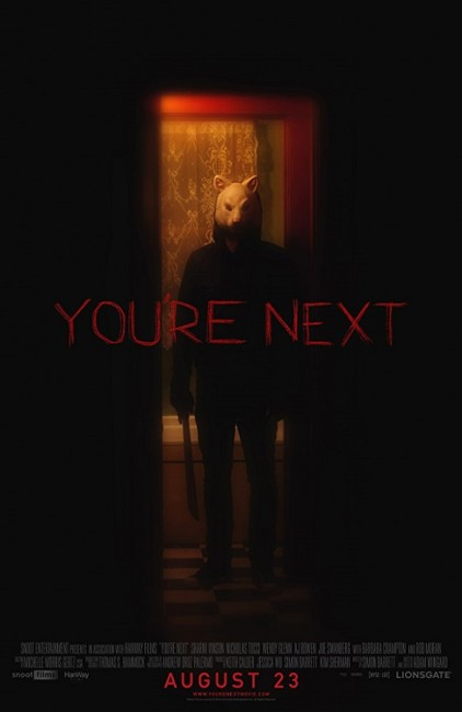 You're Next (2011) poster