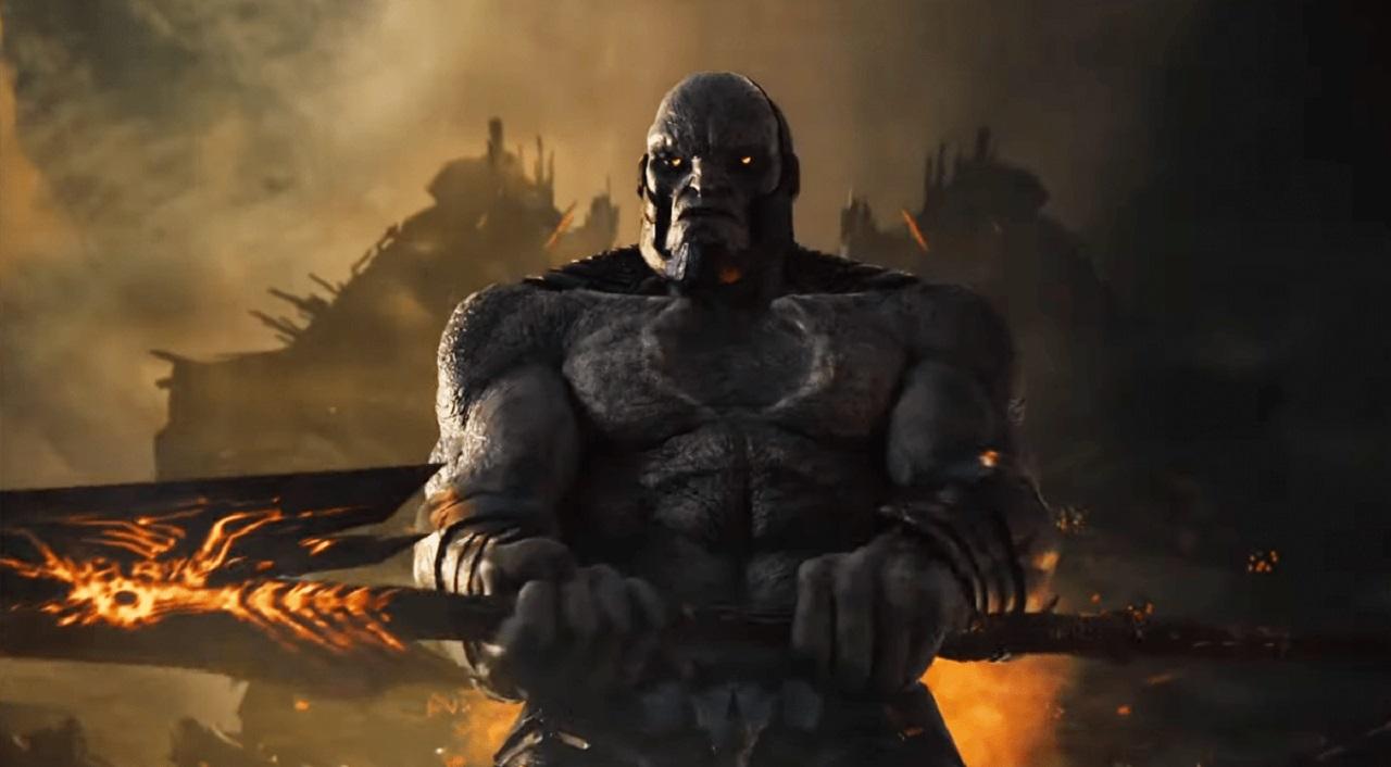 Darkseid in Zack Snyder's Justice League (2021)