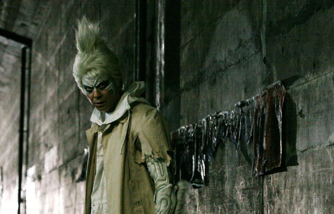 Sho Aikawa in Zebraman 2: Attack on Zebra City (2010)