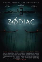 Zodiac (2007) poster