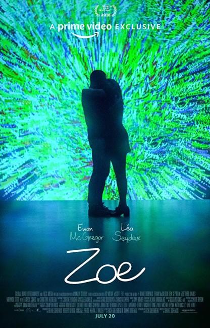 Zoe (2018) poster