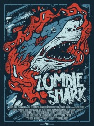 Zombie Shark (2015) poster