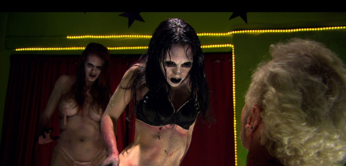 The Zombie Strippers! (2008)