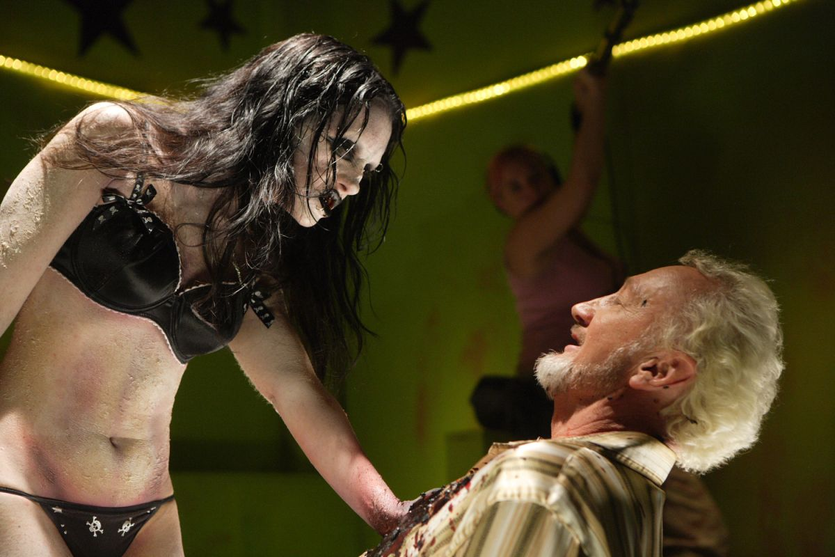 Robert Englund and the Zombie Strippers! (2008)