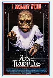 Zone Troopers (1986) poster