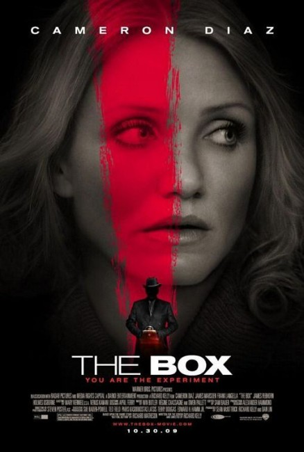 The Box (2009) poster
