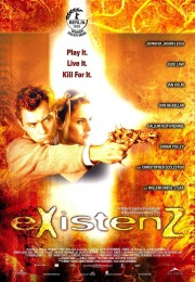 eXistenZ (1999) poster