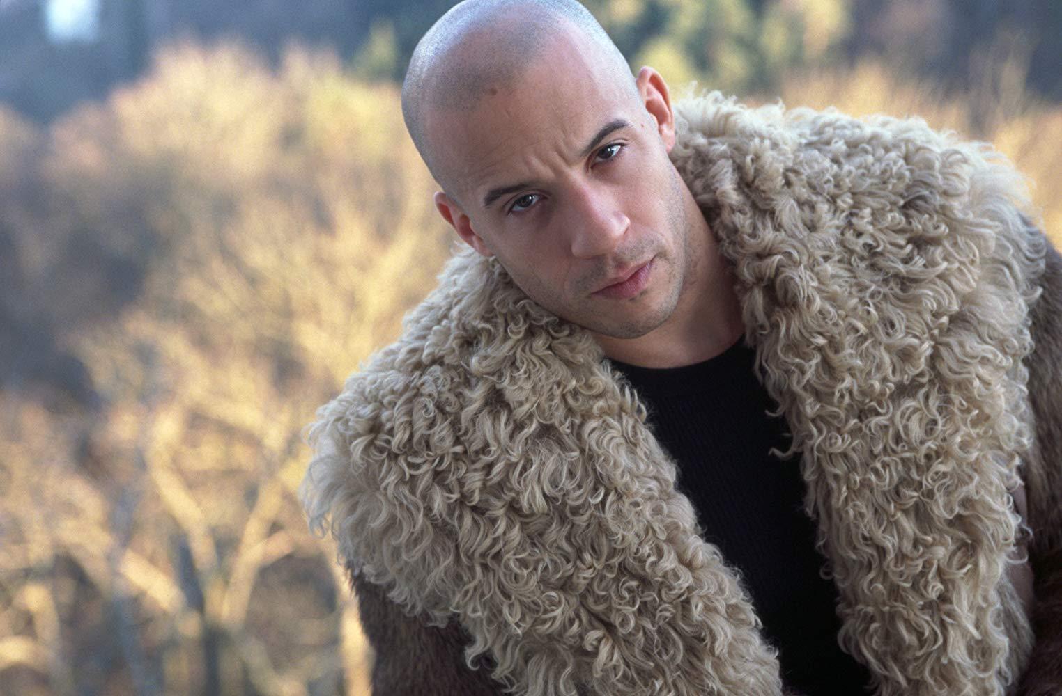 Vin Diesel as Xander Cage in xXx (2002)