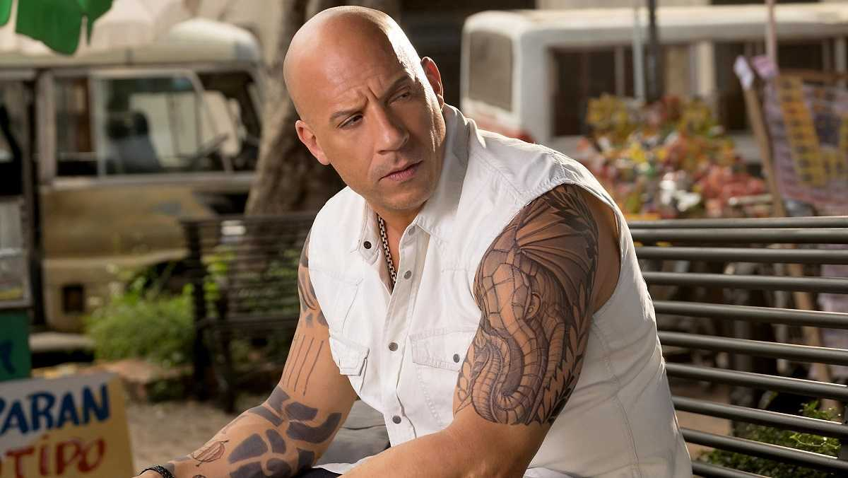 Vin Diesel back in action as Xander Cage in xXx: Return of Xander Cage (2017)