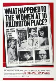 10 Rillington Place (1971) poster