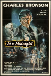 10 to Midnight (1983) poster