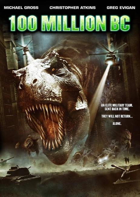 100 Million BC (2008) poster