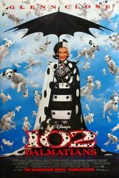 102 Dalmatians (2000) poster