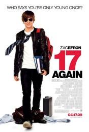17 Again (2009) poster