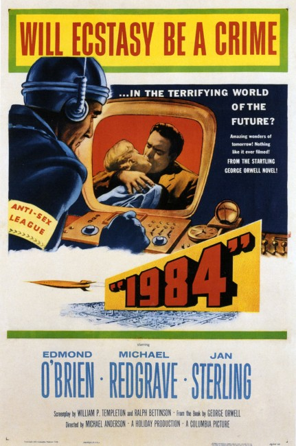 1984 (1956) poster