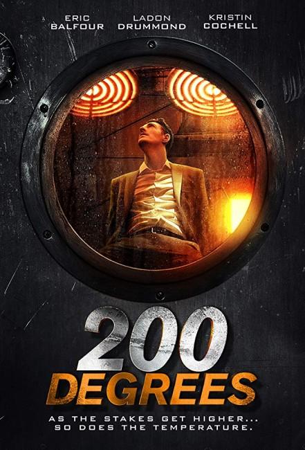 200 Degrees (2017) poster