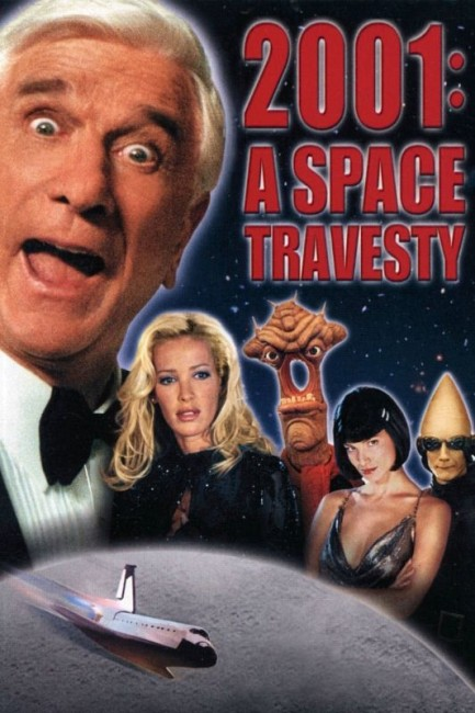 2001: A Space Travesty (2000) poster