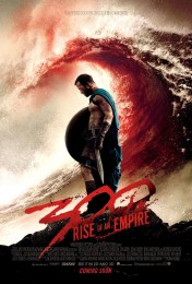 300: Rise of an Empire (2014) poster