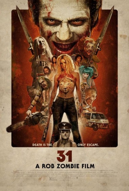 31 (2016) poster