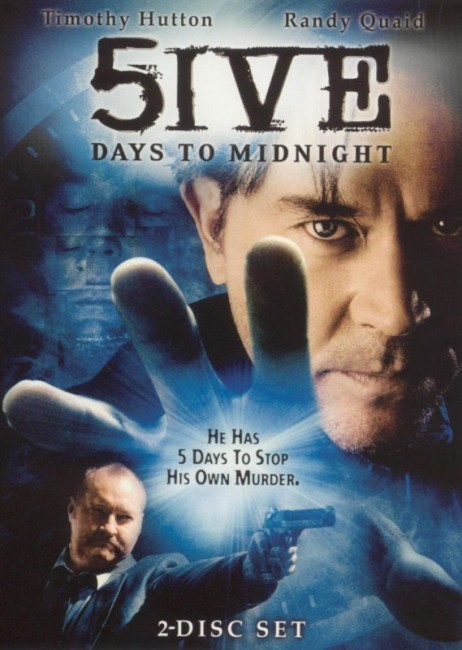 5ive Days to Midnight (2004) poster 2