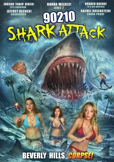 90210 Shark Attack (2014) poster