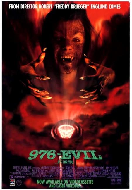 976-Evil (1988) poster
