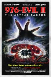 976-Evil II (1991) poster