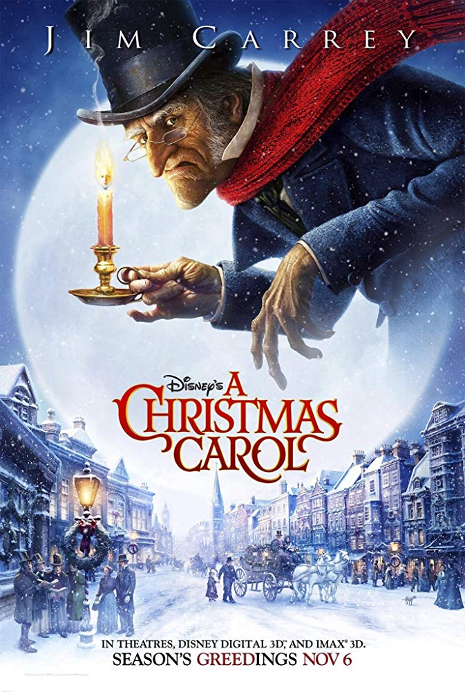 A Christmas Carol (2009) - Moria