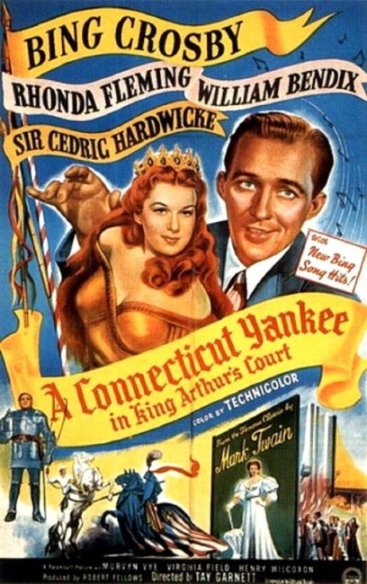 A Connecticut Yankee in King Arthur's Court (1949) poster
