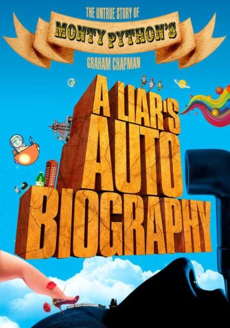A Liar's Autobiography: The Untrue Story of Monty Python's Graham Chapman (2012) poster