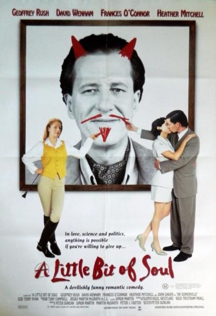 A Little Bit of Soul (1997) poster